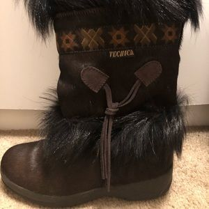 Brand new Tecnica boots
